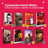 NATAL NO CINEMA IDEAL: DVD E POSTERS COM DESCONTOS ÚNICOS