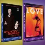 Love e Hitchcock/Truffaut nas lojas em DVD