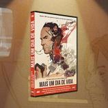 MAIS UM DIA DE VIDA DE RAUL DE LA FUENTE E DAMIAN NENOW EM DVD COM O PÚBLICO E NAS LOJAS A 11 DE NOVEMBRO