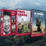 A FOSSA E TRÊS IRMAS DE WANG BING JÁ NAS LOJAS EM DVD NUMA EDIÇÃO DUPLA