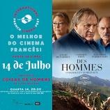 International French Cinema Fest, a 14 de Julho, em Lisboa no cinema Ideal, com a antestreia de Coisas de Homens (Des Hommes) de Lucas Belvaux