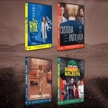 Novidades em DVD Midas Filmes nas lojas a 12 de Outubro