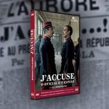 J'ACCUSE - O OFICIAL E O ESPIÃO DE ROMAN POLANSKI EM DVD